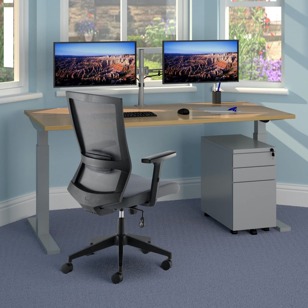 How to organise your home office - Office Furniture 2 Go
