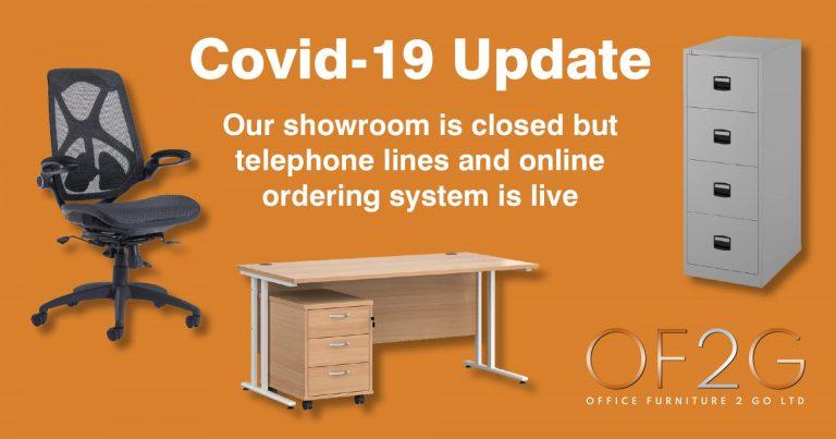 Office Furniture 2 Go Covid-19 Update