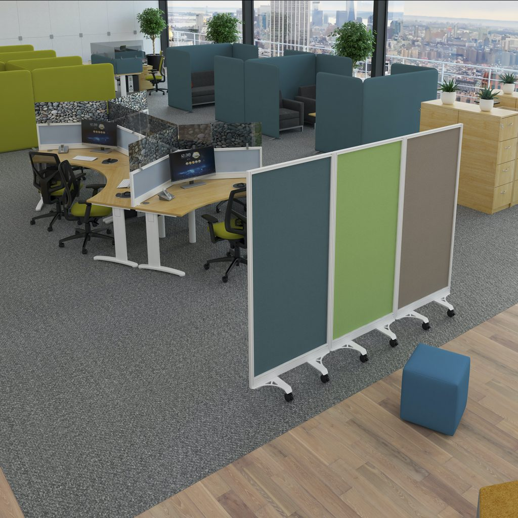 Stay safe with protective office screens - Office Furniture 2 Go Ltd