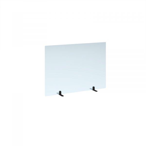 Free standing acrylic screen