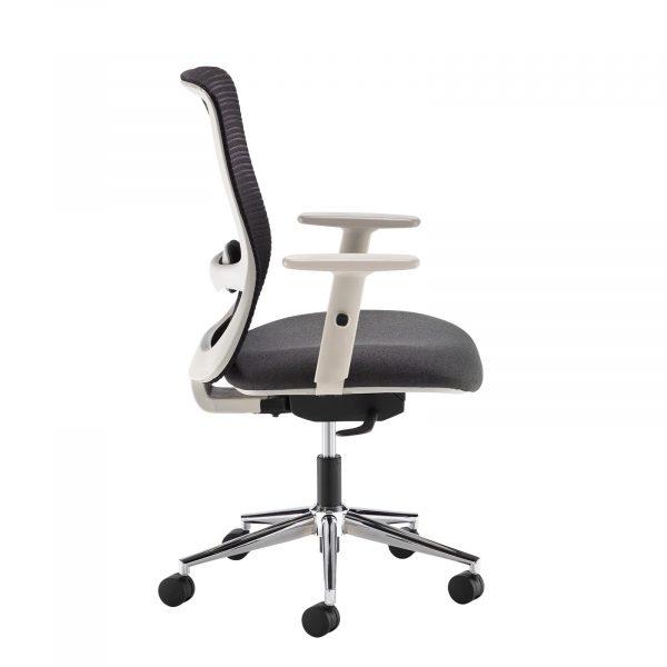 Arcade mesh back operator chair