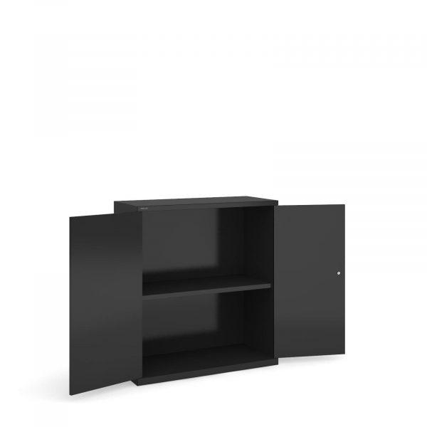 Extra shelf for steel storage cupboards