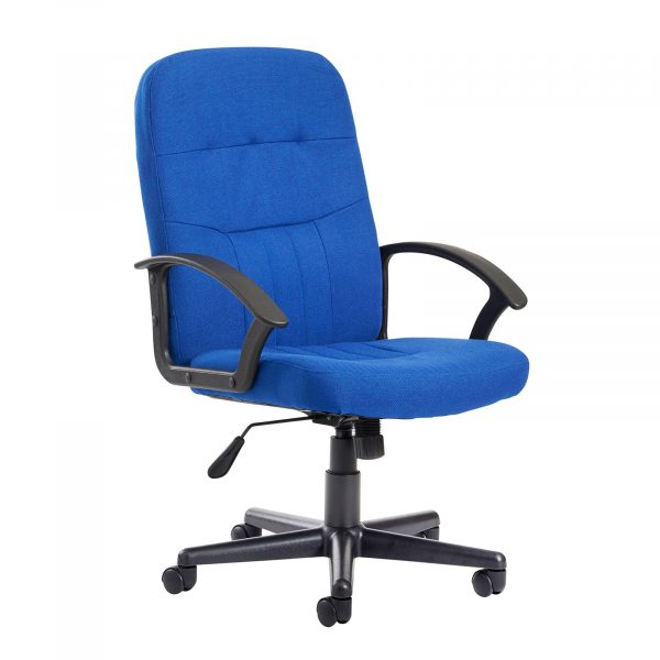 Cavalier fabric managers chair
