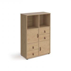 Universal cube storage unit bundle 10