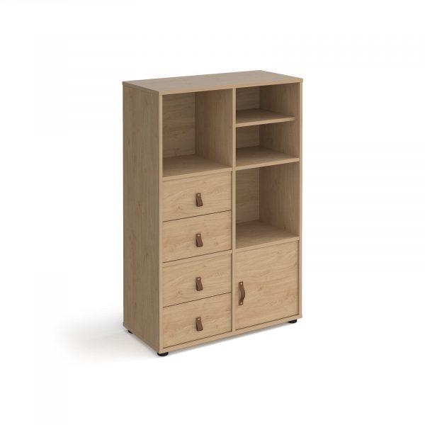 Universal cube storage unit bundle 12