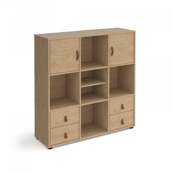 Universal cube storage unit bundle 13