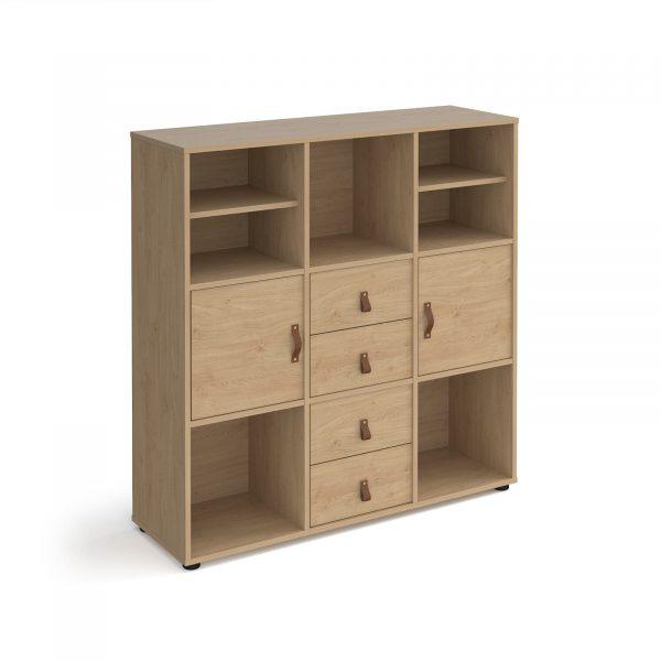 Universal cube storage unit bundle 14