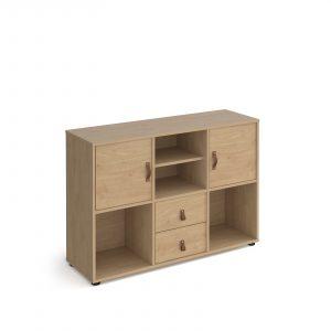 Universal cube storage unit bundle 6