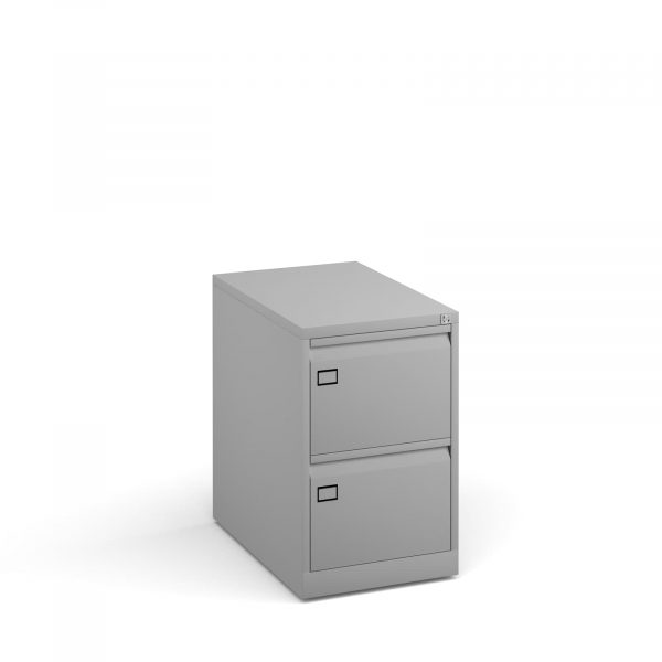 Steel executive filing cabinet