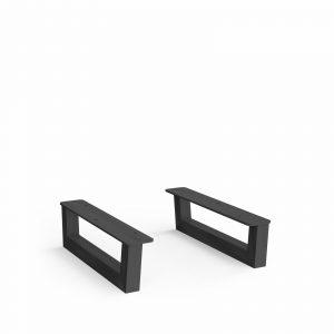Universal cube storage designer feet