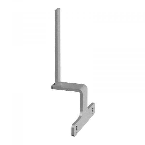End screen bracket for Adapt and Fuze desks