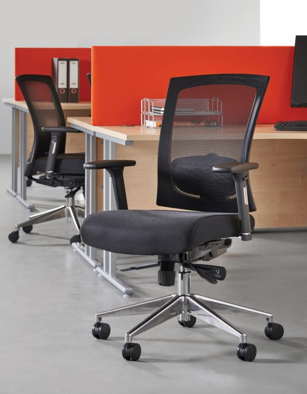 Gemini mesh task chair