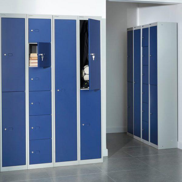 Bisley lockers 457mm deep
