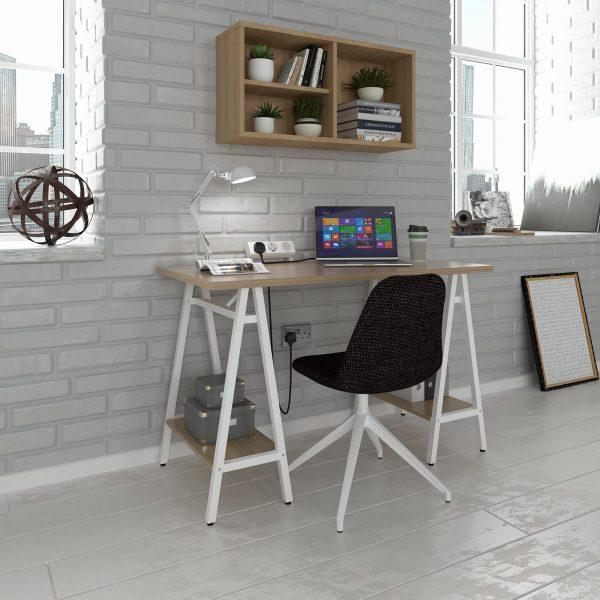 Pella home office workstation