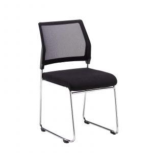Quavo mesh back meeting chair (pack of 4)