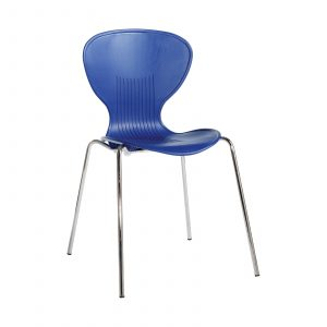 Sienna one piece shell chair (pack of 4)