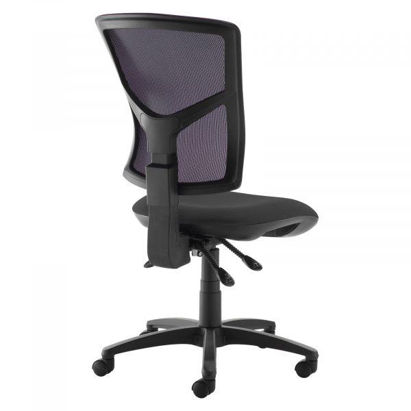 Senza high mesh back operators chair