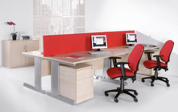 Vantage 100 2 lever PCB operators chair