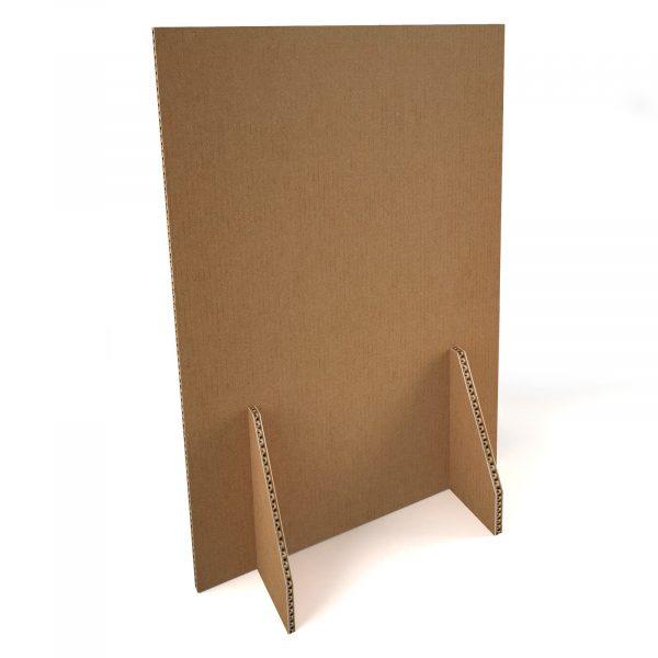 Floor screen - honeycomb