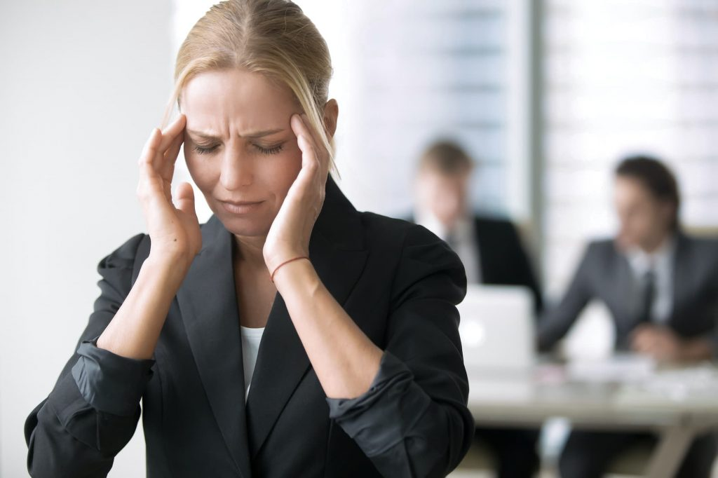 Health mistakes in the office - Office Furniture 2 Go