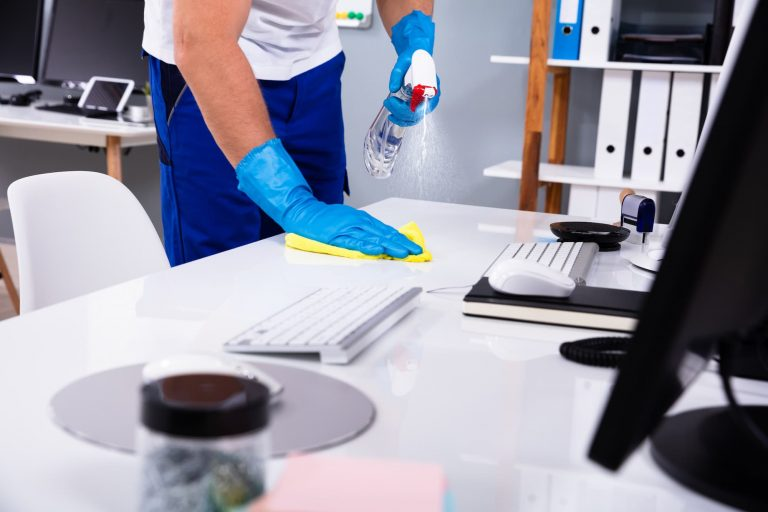 How to keep your office clean - Office Furniture 2 Go