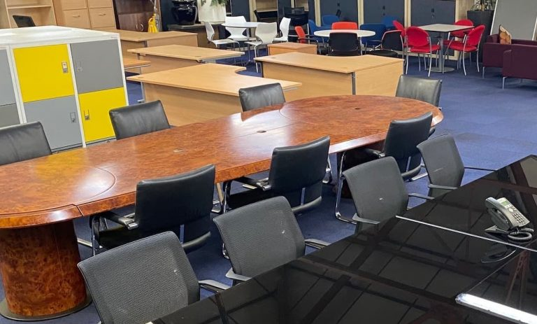 The benefits of buying used office furniture - Office Furniture 2 Go