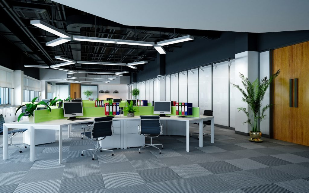 How to create a spacious workplace- Office Furniture 2 Go