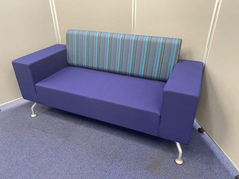 Orangebox Perimeter, PR02-DB Quality Used Office Furniture Birmingham - Office Furniture 2 Go